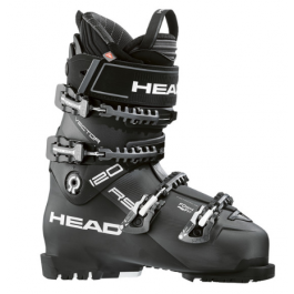Chaussures de ski Head Vector 120 RS anthracite / noir