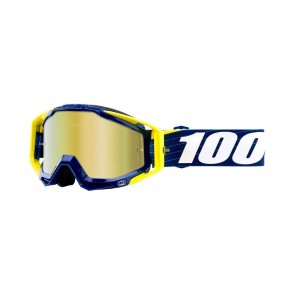 Masque de vélo 100% Racecraft Goggle Bibal Navy