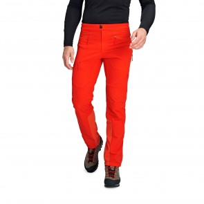 Pantalon de rando homme - Mammut Aenergy So Pant Orange