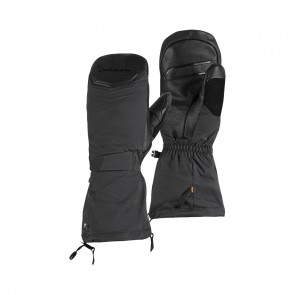 Moufles Mammut Scalottas 2 in 1 noir