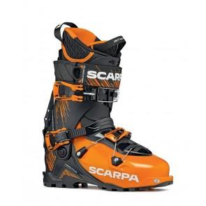 Scarpa Chaussures de Ski Maestrale Noir Orange