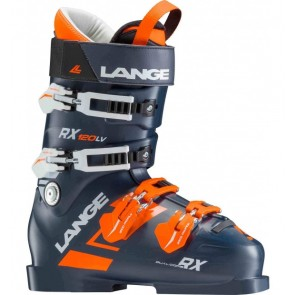 Chaussures de Ski Lange RX 120 L.V bleu / orange