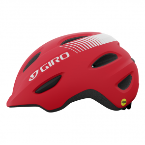 Casque Giro Scamp MIPS Junior Rouge*