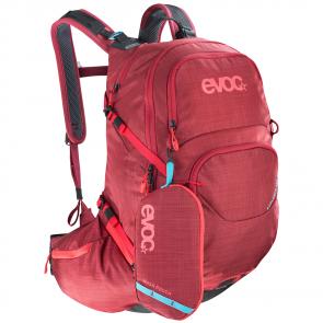 Sac à dos VTT Evoc Explorer Pro 26L bordeaux