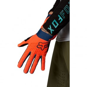 Gants Fox DEFEND Orange