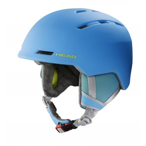 Casque Head Vico space blue