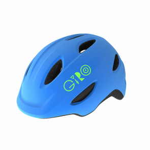 Casque Giro Scamp MIPS Junior Matte Bleu*