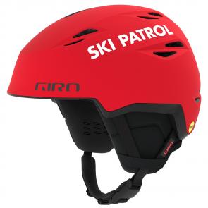 Casque de ski Giro Grid Spherical MIPS rouge - Casque de ski Homme*