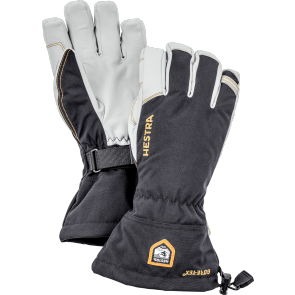Gants de ski Hestra Army Leather GTX noir