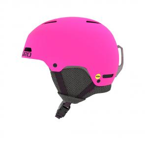 Casque de ski Giro Crüe MIPS FS rose - Casque de ski Junior*