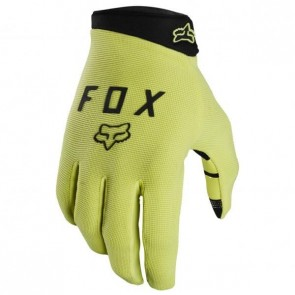 Gants Fox Ranger junior jaune