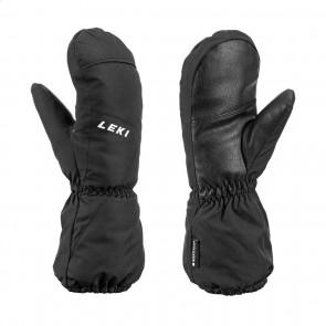 Moufles de ski Leki Nevio junior noir