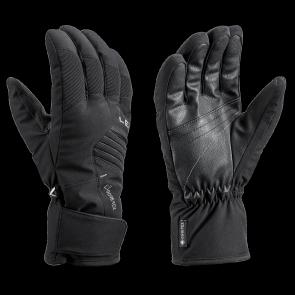 Leki gants de ski Spox GTX noir