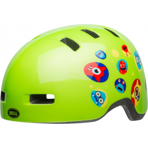 Casque VTT Bell Lil Ripper Junior Vert - Casque vélo*