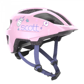 CASQUE de Velo SCOTT Junior Spunto Rose