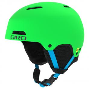 Casque de ski Giro Crüe MIPS FS vert - Casque de ski Junior*