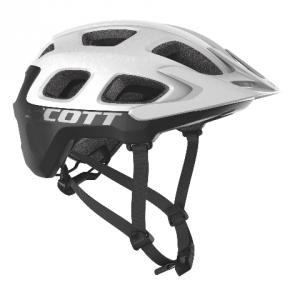 CASQUE de Velo SCOTT Vivo Plus Helm Blanc
