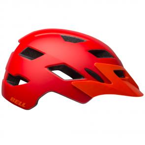 Casque Bell Sidetrack Junior Rouge - Casque Vélo Enfant*