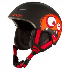 Cairn Casque Ski Andromed Black Monster Junior