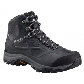 Chaussures Columbia Terrebonne Outdry Extreme mi-montantes noir