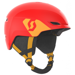 Casque Scott Junior Keeper 2 rouge