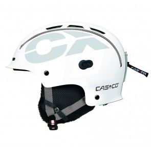 Casque Casco CX-3 Icecube blanc
