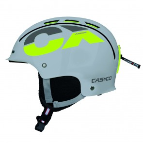 Casque Casco CX-3 Junior gris néon