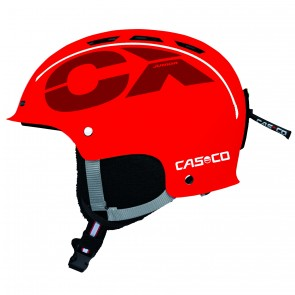 Casque Casco CX-3 Junior rouge