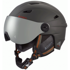 Cairn Casque Ski Electron Vis S3 Forest Night Orange Homme