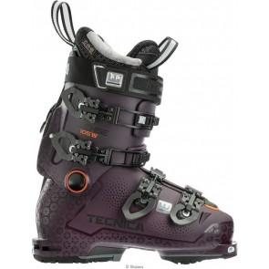 Chaussures de ski Tecnica Cochise 105 Femme Dyn bordeaux