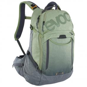 Sac à dos VTT EVOC Trail Pro 26L Olive*