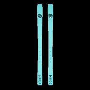Ski de randonnée + Skins Black Crows Mentis Freebird turquoise