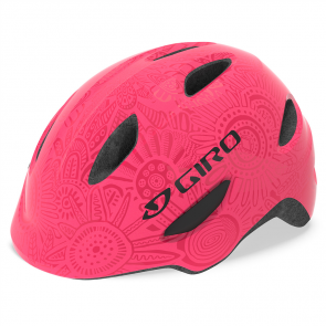 Casque Giro Scamp MIPS Junior Rose*
