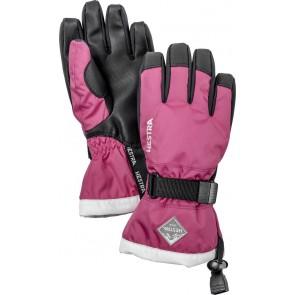 Gants de ski Hestra Gauntlet Czone Junior rose
