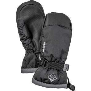 Gants de ski Hestra Gauntlet Czone Junior Mitt noir