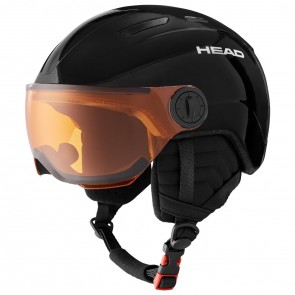 Casque Head Mojo Visor Junior noir