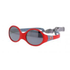 Lunettes de soleil pour enfants Julbo Loop M rouge / gris SP4