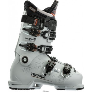Chaussures de ski Tecnica Mach1 LV Pro Femme gris