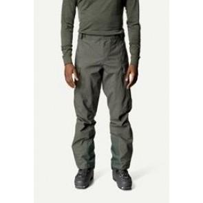 Hardshell pantalon de ski homme Khaki - Houdini M's Angular Pant '