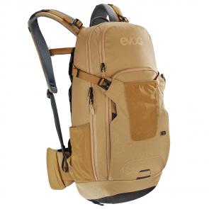 Sac à dos VTT Evoc Neo 16L doré / gold - Protection dorsale S / M