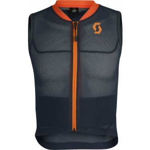 Gilet de protection Scott AirFlex Light junior gris / orange