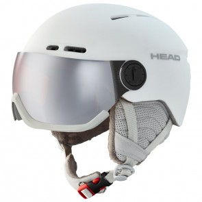 Casque Head Queen blanc 2021