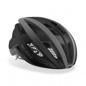 Casque VTT Rudy Project Venger - Casque noir de titane - Casque Vélo