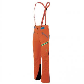 Pantalon de rando homme - Karpos SCHIARA EVO orange