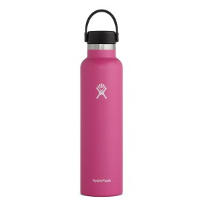 Hydro Flask 24 oz Standard Mouth 0.709 L Rose