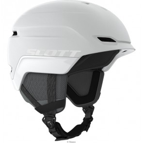 Casque Scott Track Plus blanc