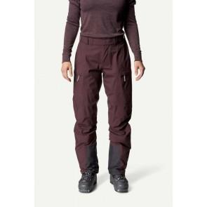 Hardshell pantalon de ski femme red illusion - Houdini W's Angular Pant '