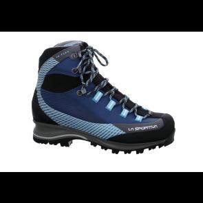 Chaussures La Sportiva Trango Trk Leather GTX Pacific Blue - Chaussure Randonnée Femme