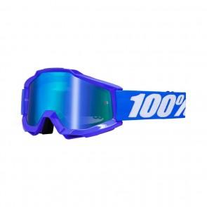MTB Goggle Ride 100% Accuri Reflex Goggle Blau