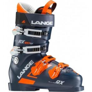 Sskischuhe Lange RX 120 L.V blau / orange